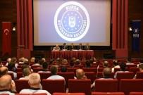 ALINUR AKTAŞ - Zabıtaya 'Başkan' Desteği