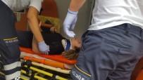 Zonguldak'ta Zincirleme Trafik Kazası Açıklaması 6 Yaralı