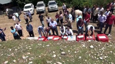 Adana'da 3 Bin Kınalı Keklik Doğaya Salındı