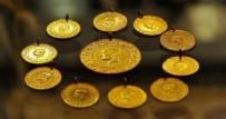 ÇEYREK ALTIN - Altının gram fiyatı güne yine düşüşle başladı!