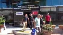 SİLAHLI TERÖR ÖRGÜTÜ - Antalya'da FETÖ Operasyonunda 8 Tutuklama