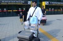 Araplar Turistler Ordu'ya Gelmeye Devam Ediyor