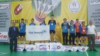 OLIMPIYAT - Badminton Türkiye Şampiyonası'na Erzincanlı Sporcular Damgasını Vurdu