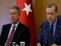 Bakan olan Akar'ın ardından yeni Genelkurmay Başkanı kim olacak?