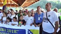 BURAK ÖZCAN - 'Barış Yürüyüşü' Potoçari'de Sona Erdi
