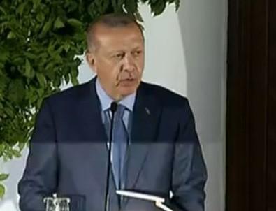 Başkan Erdoğan: Kıbrıs milli davamızdır