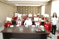 ŞEHITKAMIL BELEDIYESI - Başkan Fadıloğlu, Öğrencilerle Derse Katıldı
