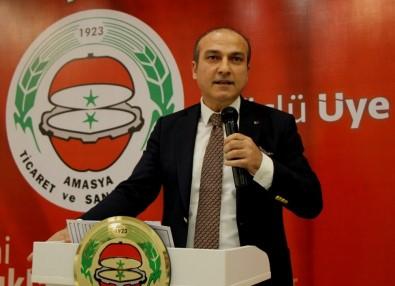 Başkan Kırlangıç Açıklaması 'Türkiye'nin Hedeflerine Daha Hızlı Ulaşacağına İnanıyorum'