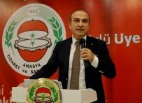 KIRLANGIÇ - Başkan Kırlangıç Açıklaması 'Türkiye'nin Hedeflerine Daha Hızlı Ulaşacağına İnanıyorum'