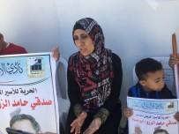 KIZILHAÇ - Batı Şeria'da 65 Yaşındaki Filistinli Mahkum İçin Protesto