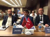 İSMAIL ÖZDEMIR - BİK Konya İşbirliği Ve İstişare Toplantısı Yapıldı