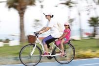 RAUF DENKTAŞ - Bisiklet Yolu Konyaaltı'dan Lara'ya Uzanacak