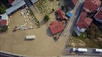 HASAN YAMAN - Bozüyük'te Yoğun Yağış