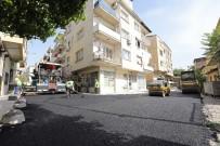 YOĞUN MESAİ - Buca Sokakları Yenileniyor