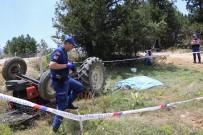 Burdur'da Trafik Kazası Açıklaması 2 Ölü