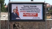 Çekerek'te Cumhurbaşkanı Yardımcısı Oktay Gururu