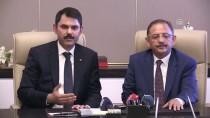 Murat Kurum - Çevre Ve Şehircilik Bakanlığında Devir Teslim Töreni