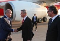 KUZEY KIBRIS - Cumhurbaşkanı Erdoğan KKTC'de Resmi Törenle Karşılandı