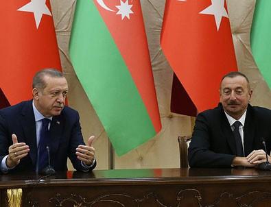 Cumhurbaşkanı Erdoğan: Hedefimiz ikili ticareti üçe katlamak