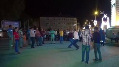 Cumhurbaşkanı Yardımcısı Oktay'ın Memleketi Yozgat'ta Sevinç Gösterisi