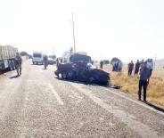 Diyarbakır'da Feci Kaza Açıklaması 4 Ölü