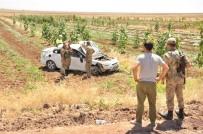 GAZİ YAŞARGİL - Diyarbakır'da Otomobil Takla Attı Açıklaması 5 Yaralı