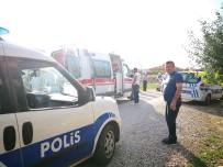 'Dur' İhtarına Uymayan Otomobil, Kovalamaca Sonucu Yakalandı