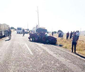 Diyarbakır'da korkunç kaza: 4 ölü