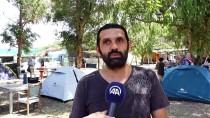 BUZDOLABı - Ege'de denize sıfır tatil 25 lira