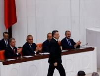 Erdoğan tarafından atanan bakanlar yemin etti