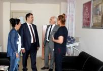 SÜT ÜRETİMİ - Eskişehir Devlet Hastanesi'nde Anne Sütü Emzirme Danışmanlığı Relaktasyon Merkezi Açıldı