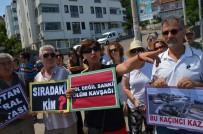 Fatsa'daki Dolunay Kavşağında Eylem