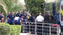 FUTBOL TAKIMI - Fenerbahçe, İsviçre'ye Gitti