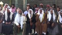 LUT GÖLÜ - Filistinli Aşiretlerden İsrail'e Han El-Ahmer Tepkisi