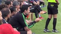 MURAT YILDIRIM - Futbol Açıklaması Hazırlık Maçı