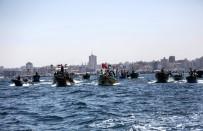 DENİZ KUVVETLERİ - Gazze'den İsrail'in Deniz Ablukasını Kırmak İçin İkinci Teşebbüs