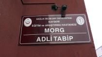 ERCIYES ÜNIVERSITESI - GÜNCELLEME - Kayseri'de Silahlı Kavga Açıklaması 1 Ölü, 1 Yaralı