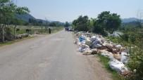 Hafriyat Atıkları İle Çevreyi Kirletenler Uyarıldı