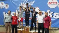 ZILAN - Hasan Zilan Türkiye Şampiyonu Oldu