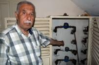 SU SAYACı - Hırsızlar Su Sayaçlarına Dadandı