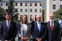 İl Başkanı Nihat Eri'den Vekillere Ziyaret