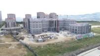 CAMİİ - İlkadım Belediyesi Hizmet Binası'nda Sona Geliniyor
