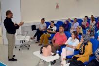 İPEKYOLU - İpekyolu Belediyesi'nde İş Sağlığı Ve Güvenliği Eğitimi