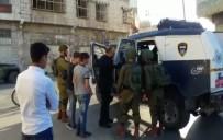 CAMİİ - İsrail, 2 Filistinli Çocuğu Gözaltına Aldı