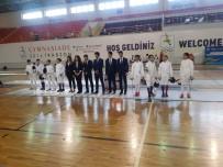 KAĞıTSPOR - Kağıtsporlu Karadavut, Eskrimde Türkiye 2.'Si