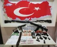 TEFECİLİK - Kahramanmaraş'ta Organize Suç Örgütüne Şafak Operasyonu Açıklaması 7 Gözaltı