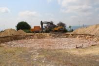 PİKNİK ALANLARI - Karaman Park'ta Çalışmalar Başladı