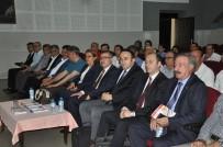 GELIR İDARESI BAŞKANLıĞı - Kars'ta 7143 Sayılı Kanun Hakkında Bilgilendirme Toplantısı Düzenlendi