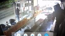 PARMAK - Kasaptan Hırsızlık Güvenlik Kamerasında