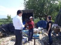 GÖKÇEÖREN - Kırsal Hizmetler Ekipleri Köylerde Hizmete Devam Ediyor